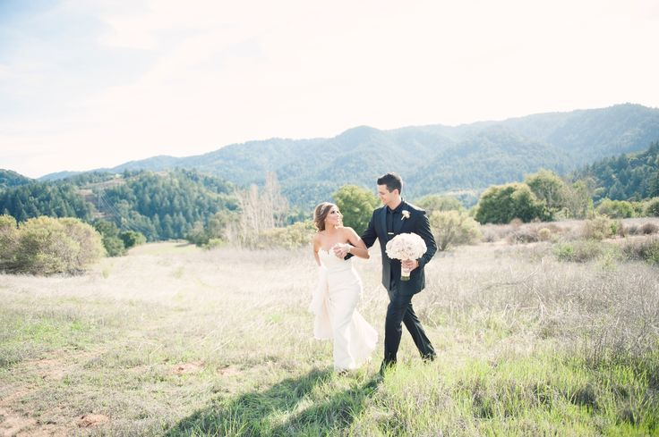 THE MEADOW (Available after June 1, 2015) Ceremony Location / The Mountain Winery / Saratoga, CA / Wedding Venue / Ashley Maxwell Photography