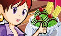 Comida de Navidad: Cocina con Sara - Un juego gratis para chicas en…