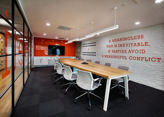 663 best Office Space Inspiration images on Pinterest Office