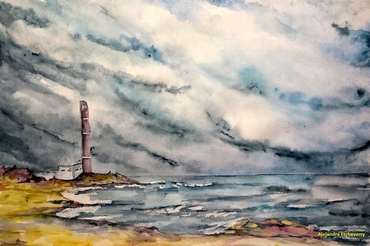 El Faro ante la tormenta