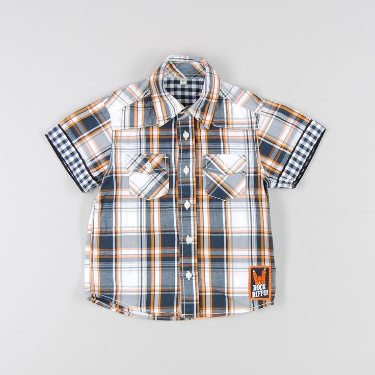 Camisa con bolsitos de solapa mc de color Blanco de marca Palomino