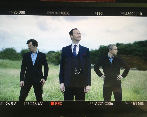 Sherlock Season 4 Spoilers: Moriarty Has A Twin Seeking Revenge? - http://www.morningledger.com/sherlock-season-4-spoilers-moriarty/13105218/