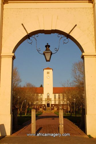Rhodes University. Grahamstown. Eastern Cape. South Africa
