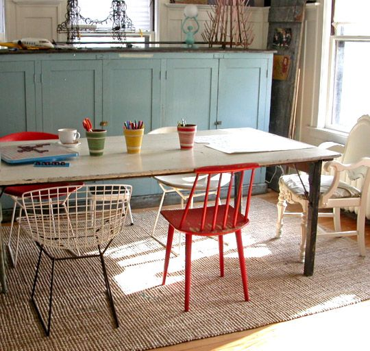 Colorful Mismatched Room: Best 25+ Mismatched Chairs Ideas On Pinterest