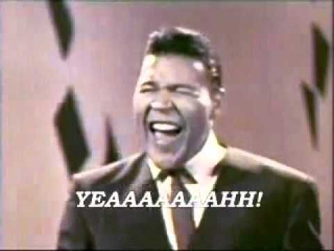 Here's Chubby Checker singing his 2nd hit record that was riding high fall of 1961 on the charts -  'Let's Twist Again.'