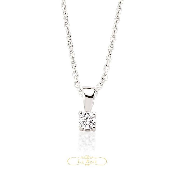 Pandantivul LRY259 completeaza perfect tinutele elegante. Cu lantisor din aur alb de 18K si diamant de 0.15 carate, pretul pandantivului este 1872 lei.   http://www.bijuteriilarosa.ro/bijuterii-cu-diamant/pandantive/pandantiv-lry259