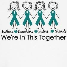 ovarian cancer awareness month 2014 - Google Search