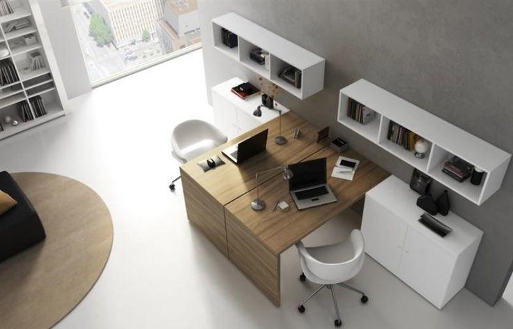 Muebles de melamine as quiero ver nuestras oficinas pinterest office designs office for Quiero ver muebles