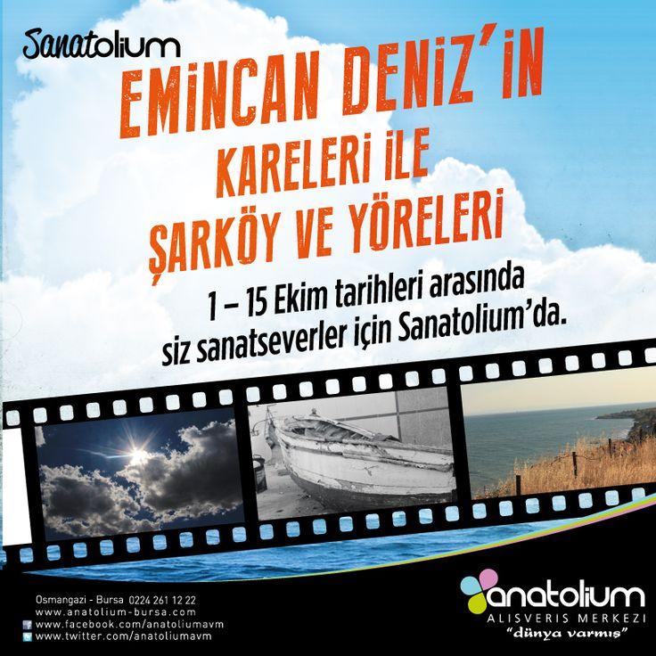 Emincan Deniz'in kareleri ile şarköy ve yöreleri..