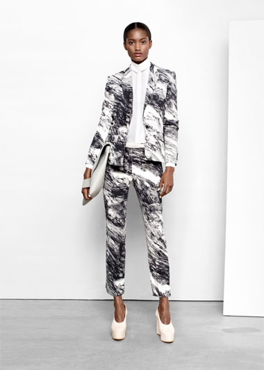 nice suit by & other stories