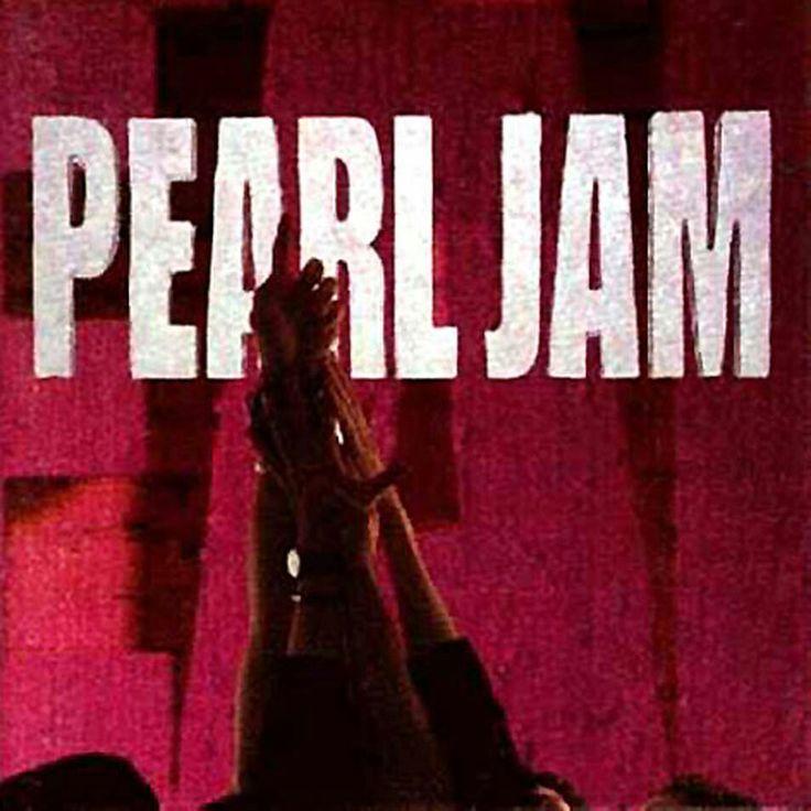 Pearl Jam-Ten-1991