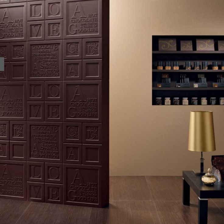 Revigrés Chocolate - Mais informação através de: consultas@costaesa.com