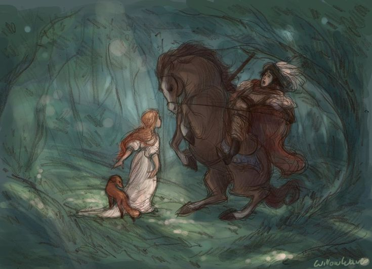 The Guardian by ~WillowWaves on deviantART