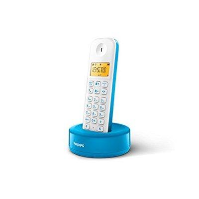Si necesitas un teléfono inalámbrico y no quieres gastarte mucho dinero, este Philips  D1301WA/23, que cuesta sólo 15,92€ te puede venir bien.  Chollo: Teléfono inalámbrico Philips D1301WA/23 por solo 15,92€ (un 28% de descuento sobre el precio de venta recomendado y precio mínimo histórico)