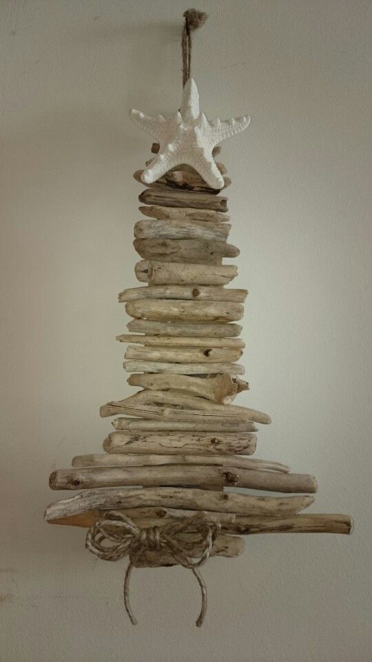 #shabby #DIY #christmas #tree
