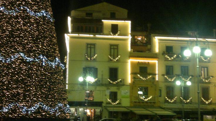 Le attrazioni del Natale a Sorrento e le attrazioni del capodanno a Sorrento. Su www.ilmegliodisorrento.com tante notizie sul natale in costiera sorrentina