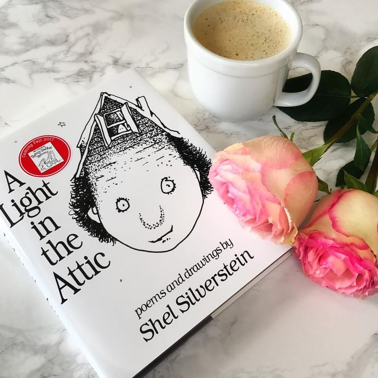 "948 Likes, 9 Comments - Sylvia Day (@sylvia_day) on Instagram: ""Always a favorite at any age...  #ShelSilverstein #FavoriteBooks #ReadEveryDay"""