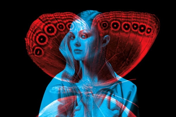 French Thomas Couderc and Clément Vauchez, better known as Helmo, are the masterbrains behind this stunning series called Bêtes de Mode. They have used an anaglyph 3D technique where images of animals in red are merged with images of beautiful people in blue and the result is a stereoscopic effect which makes you crave a pair of 3D glasses.