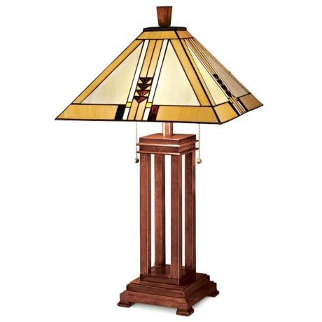 Mission Prairie Table Lamp -