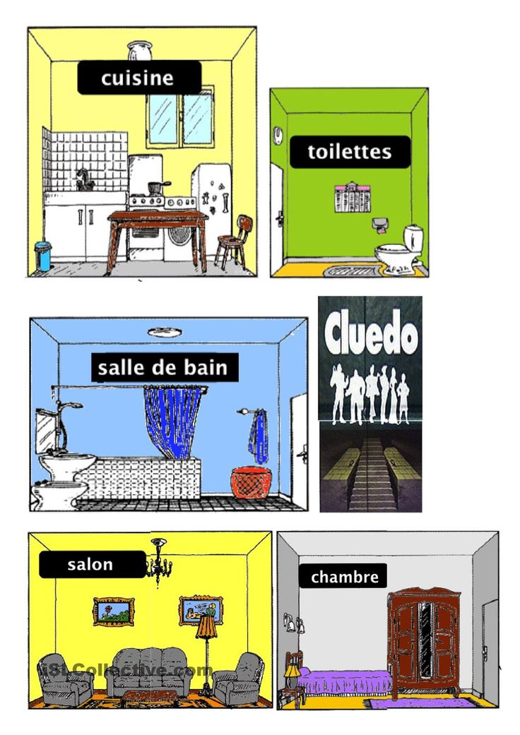82 best fle la maison images on pinterest french lessons for Apprendre les objets de la maison