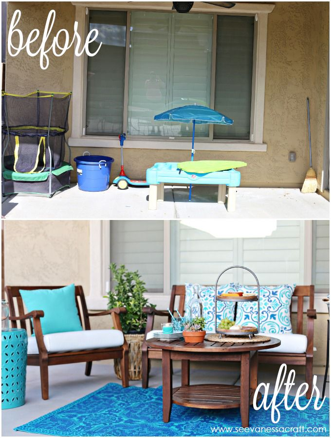 1000 images about home decorating ideas on pinterest for Cheap patio makeover ideas