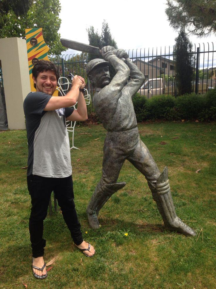 #cricket #blundstonearena