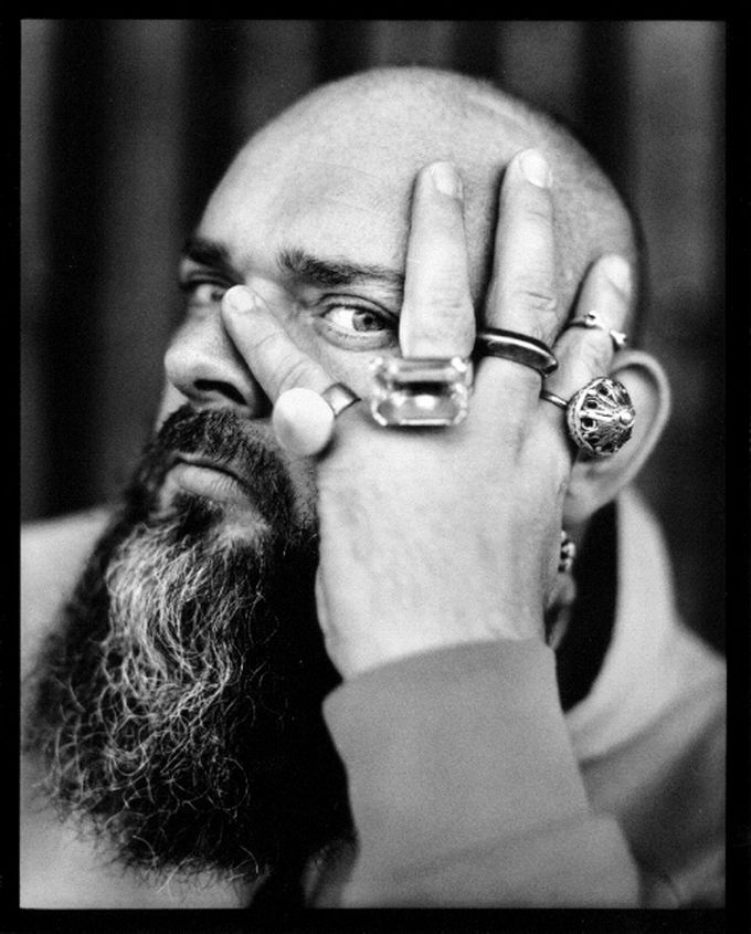 Walter Van Beirendonck by Stephan Vanfleteren  A Belgian fashion designer. He graduated in 1980 from the Royal Arts Academy in Antwerp. Together with Dirk Van Saene, Dries van Noten, Ann Demeulemeester, Marina Yee and Dirk Bikkembergs  they became known as the Antwerp Six.