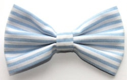 blue stripes.