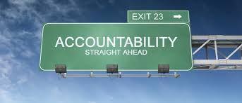 exercise accountability quote