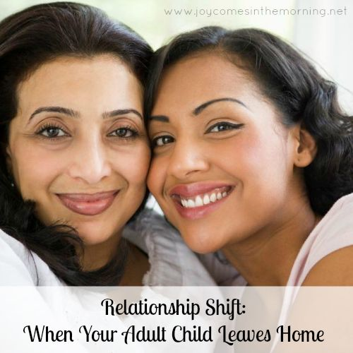 the temperaments and adult child relationship