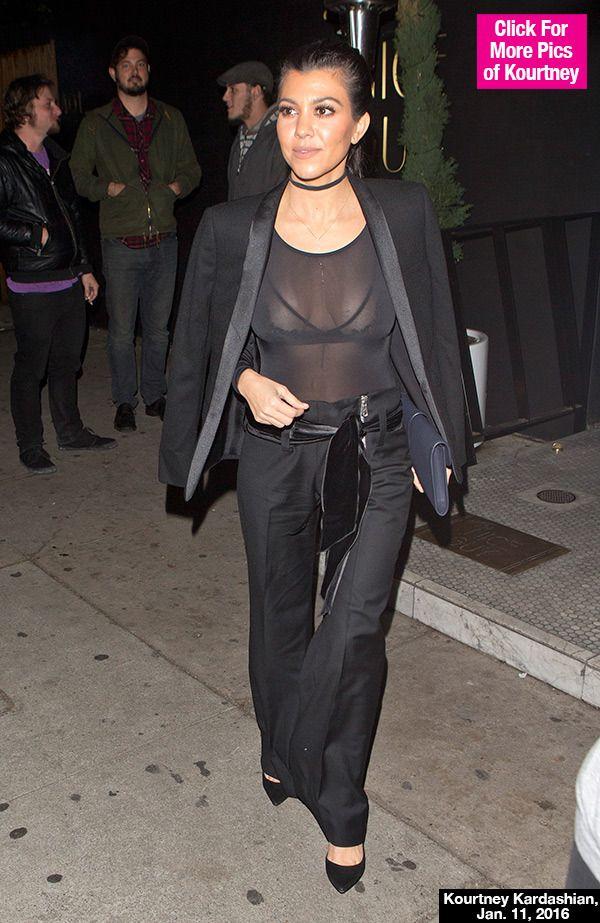 Kourtney Kardashian Oops Galleryhipcom The Hippest