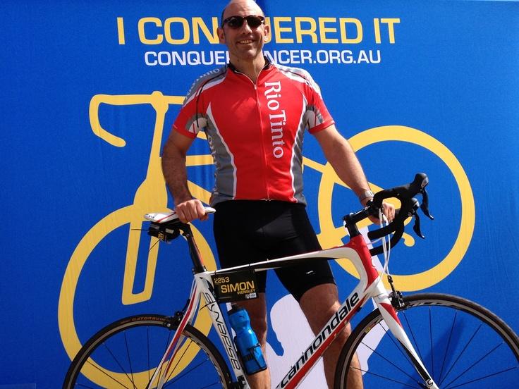 #RioTinto #Sunsuper #QIMR #RTCCBR #Cycling #Fundraiser #Brisbane