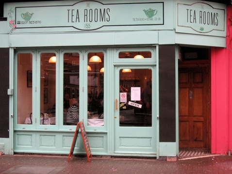 The Tea Rooms, Stoke Newington