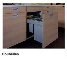 Häfele : système de tiroirs à double paroi MOOVIT. Il permet de nouvelles conceptions pour les cuisines, mais aussi pour les bureaux, séjours, salles de bain, laboratoires et magasins.