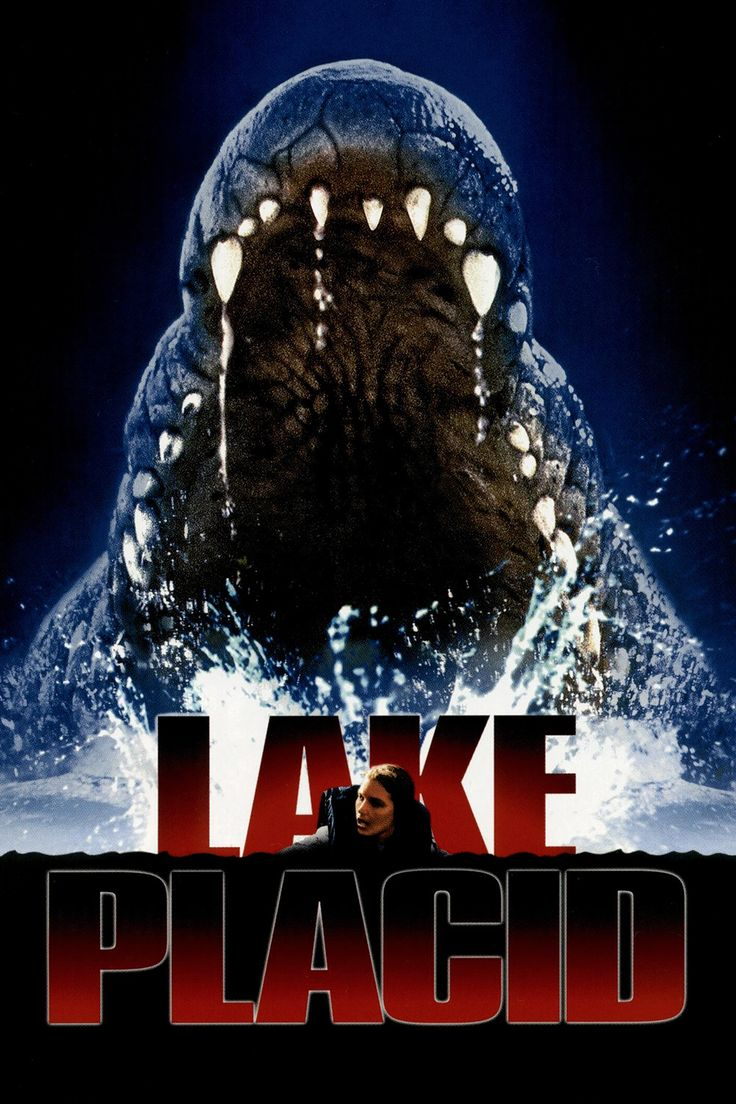 Lake Placid - Review: Lake Placid (1999) is a 1h 22-min rate R small budget American monster-horror-comedy film that… #Movies #Movie
