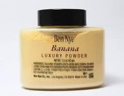 Ben nye Banana Powder Dupe http://beautybyasumbal.blogspot.com/2013/08/ben-nye-banana-powder-dupe-phb-ethical.html