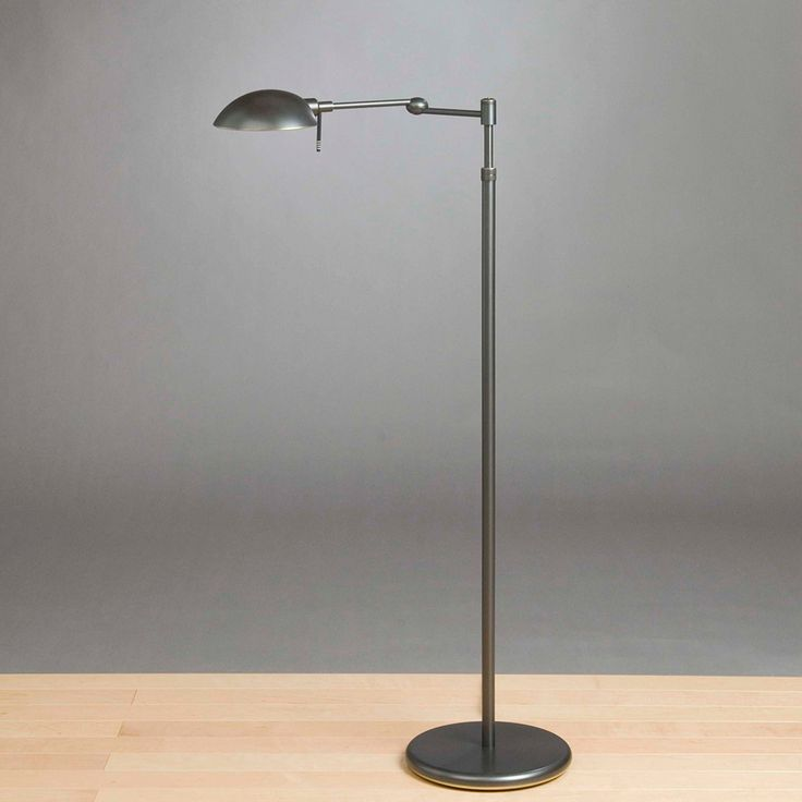 Amazing Chairside LED Floor Lamp By Holtkotter Lighting Image 2