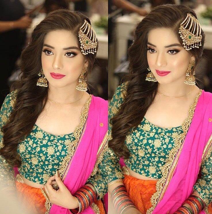 Pin by Dua Altaf on Bridal eye makeup