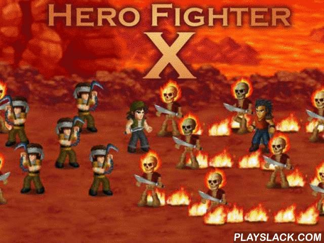 Hero Fighter X  Android Game - playslack.com , act in mythical combats with mighty foes. combat hand-to-hand, use dissimilar disturbance ammunitions, and tough spells. strive to become a hero in this Android game. combat the forces of bad and find applaudable competitors. enhance your abilities, combat foes and open brand-new heroes with special fight styles. combat 1 on 1 fights or faction matches. Take part in large combats with multitudes of foes. drive a stallion or other astonishing…