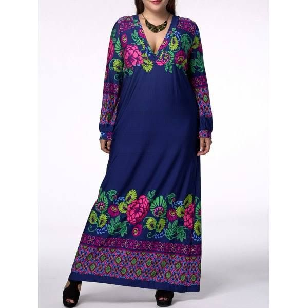 bohemian style for plus size