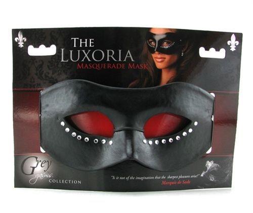 Luxoria 50 Shades of Grey Masquerade Mask  #Greygasms