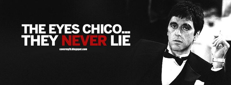 Tony Montana Quote Facebook Timeline Cover Mix Quotes