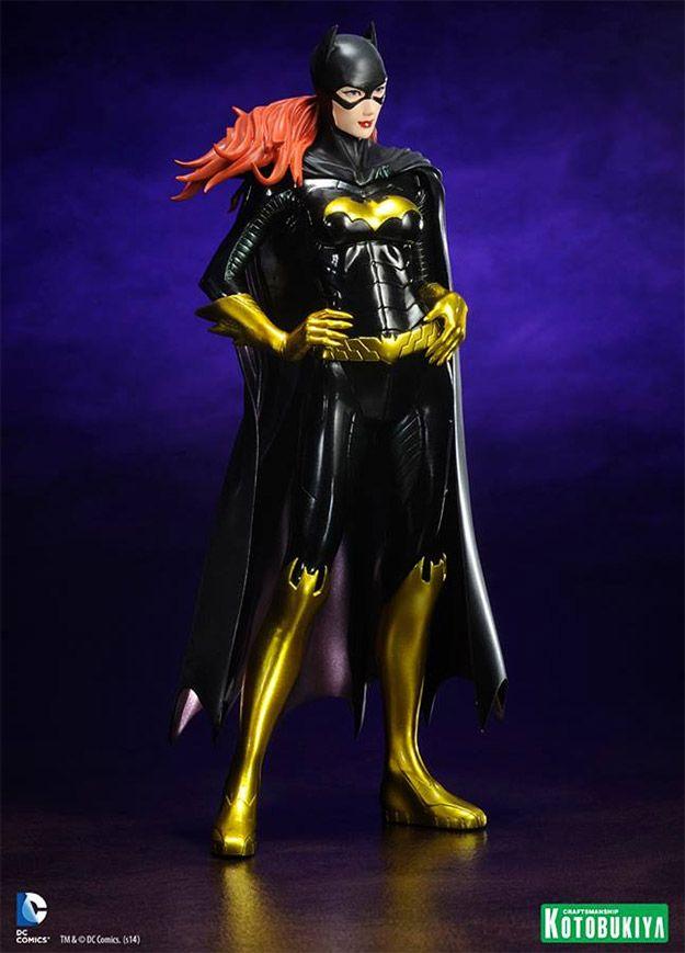 Batgirl New 52 ArtFX+ Statue (Kotobukiya)