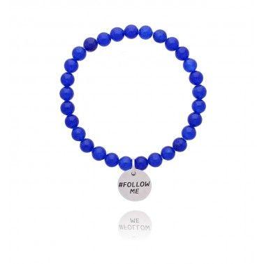 Bransoletka #bydziubeka #jewellery #jewelry #style #fashion #cobalt #trendy #autumn