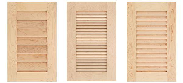 Louver Doors