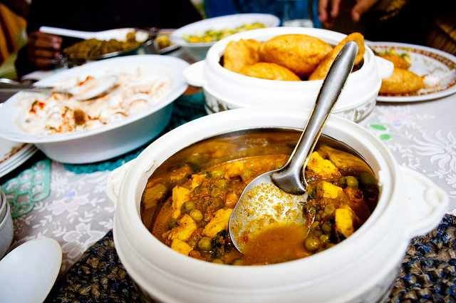 Indian food - Paneer(Cottage Cheese)| © Rishabh Mathur/Flickr