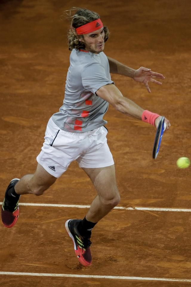 Nadal Loses To Tsitsipas In Madrid As Clay Slump Continues Tennis Match Tennis Workout Madrid