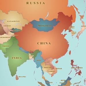 Asia's Varied Food Culture (specialities per region)
