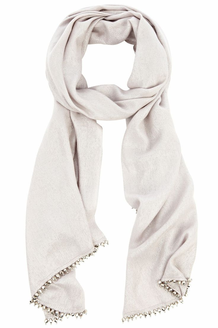 Scarves & Boleros   Naturals MILLY METALLIC WRAP   Coast Stores Limited