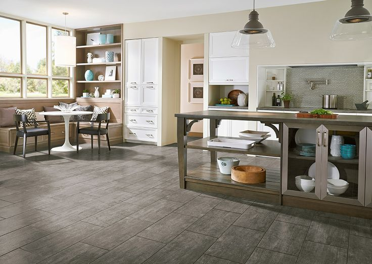 427 best Kitchen \ Dining Room Ideas images on Pinterest Kitchen - home flooring ideas